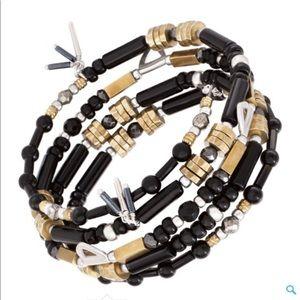 Silpada Jewelry - Silpada Nightfall Wrap Bracelet New